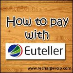 How to pay with EUTeller ?
