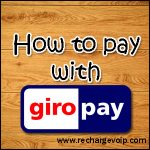 How to pay with GiroPay online payment ?