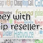 Become a VoiP reseller and make money.